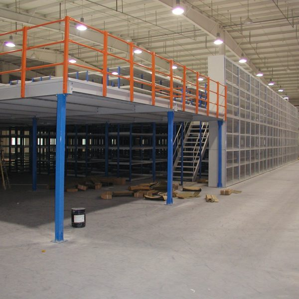 Warehouse  Steel Platform